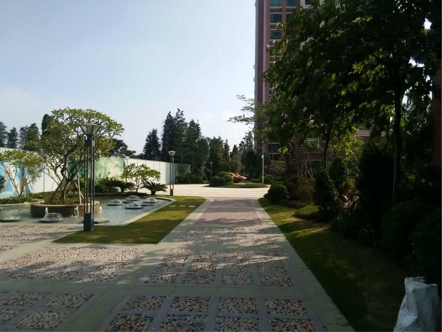 中山小区景观设计